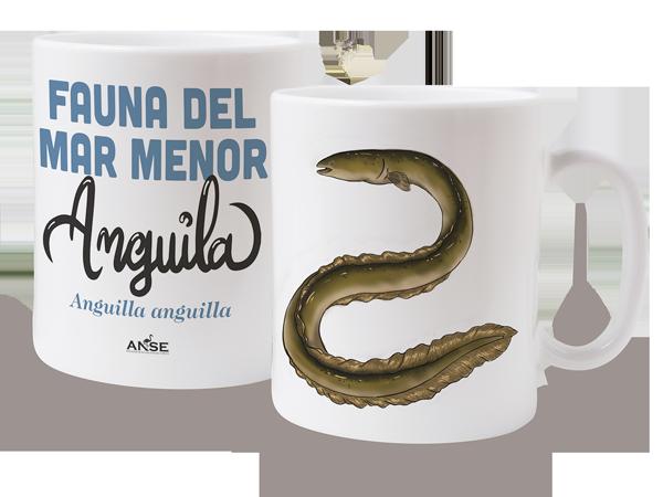 Taza anguila del Mar Menor